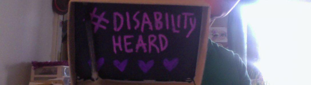 join at disabilityheard.com